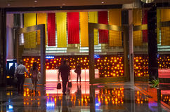 Las Vegas Aria Royalty Free Stock Photos