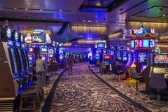 Las Vegas Aria Stock Photo