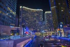 Las Vegas Aria Royalty Free Stock Images