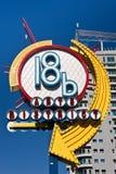 Las Vegas Arts District Stock Photography