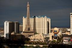 Las Vegas avant la tempête Image libre de droits