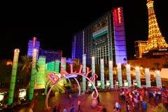 Las Vegas Bally Image libre de droits