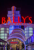 Las Vegas , Ballys hotel Royalty Free Stock Images