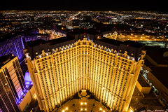 Las Vegas, bande Images libres de droits