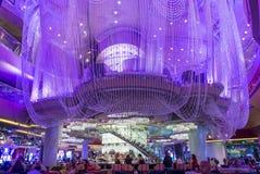 Las Vegas, barre de lustre Image libre de droits