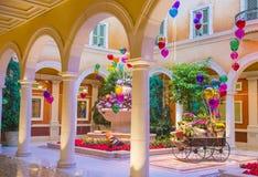 Las Vegas, Bellagio Imagens de Stock Royalty Free