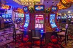 Las Vegas Bellagio Royaltyfria Foton