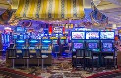 Las Vegas Bellagio Arkivfoto