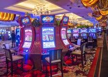 Las Vegas Bellagio Fotografering för Bildbyråer