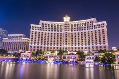 Las Vegas, Bellagio Fotografia Stock