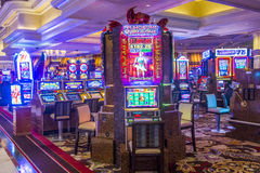 Las Vegas, Bellagio Obrazy Royalty Free