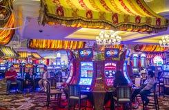 Las Vegas, Bellagio Fotografia Royalty Free