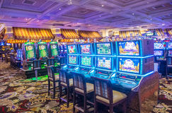 Las Vegas, Bellagio Obrazy Stock