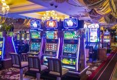 Las Vegas, Bellagio Royalty-vrije Stock Foto