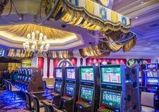 Las Vegas, Bellagio Stock Afbeeldingen