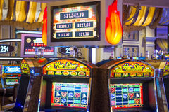 Las Vegas, Bellagio Obraz Royalty Free