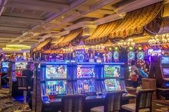 Las Vegas, Bellagio Stock Afbeelding