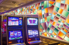 Las Vegas, Bellagio Fotografia de Stock Royalty Free