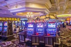 Las Vegas, Bellagio Fotos de Stock Royalty Free