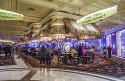 Las Vegas, Bellagio Image stock