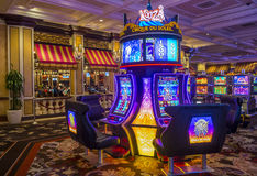 Las Vegas, Bellagio Stock Foto's