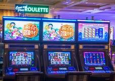 Las Vegas, Bellagio Royalty-vrije Stock Afbeelding
