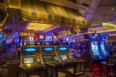 Las Vegas, Bellagio Royalty-vrije Stock Afbeeldingen
