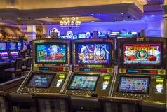 Las Vegas Bellagio Royaltyfri Fotografi