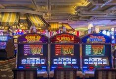Las Vegas , Bellagio Royalty Free Stock Photography