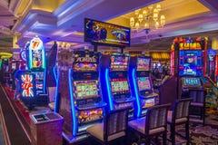 Las Vegas , Bellagio Royalty Free Stock Photo