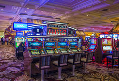 Las Vegas , Bellagio Royalty Free Stock Photos