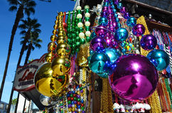 Las Vegas Big Beads and Necklaces Royalty Free Stock Photography