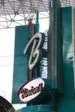 Las Vegas - Binion's Downtown Royalty Free Stock Photography