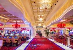 Las Vegas bis hotel Obraz Royalty Free