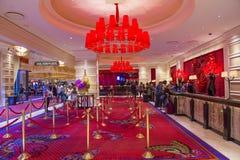 Las Vegas bis hotel Obraz Stock