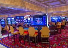 Las Vegas bis hotel Zdjęcia Stock