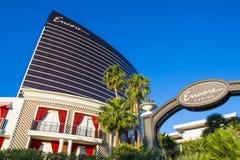Las Vegas, bis hotel Obraz Royalty Free