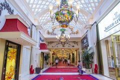 Las Vegas bis hotel Fotografia Royalty Free
