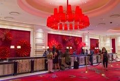 Las Vegas bis hotel Obrazy Royalty Free