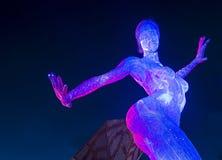 Las Vegas Bliss Dance Images libres de droits