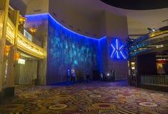 Las Vegas, boîte de nuit de Hakkasan Image stock