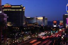 Las Vegas Boulevard Stock Image