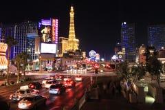 Las Vegas Boulevard Imagens de Stock Royalty Free