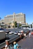 Las Vegas Boulevard Fotografia de Stock Royalty Free