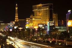 Las Vegas Boulevard Foto de archivo