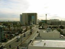 Las Vegas Boulevard, Las Vegas, Nevada, USA Stock Photos