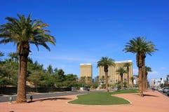 Las Vegas boulevard, Nevada Royalty Free Stock Photos