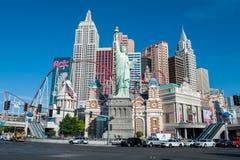 Las Vegas Boulevard Royalty Free Stock Photo