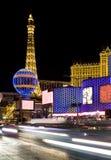 Las Vegas bulwaru ulica zdjęcia royalty free