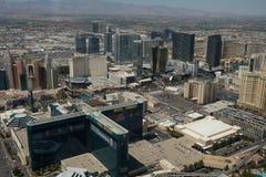 Las Vegas byggnad Arkivbild